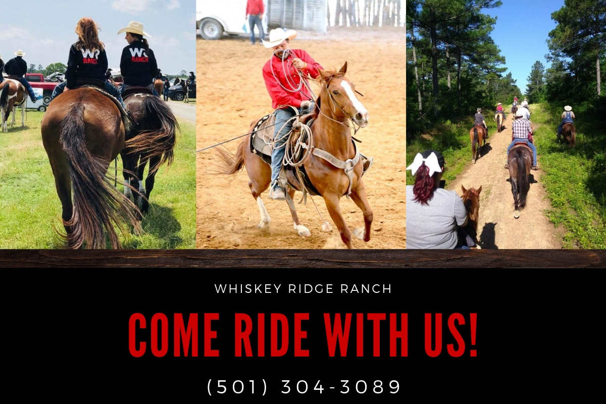 Come Ride With Us!